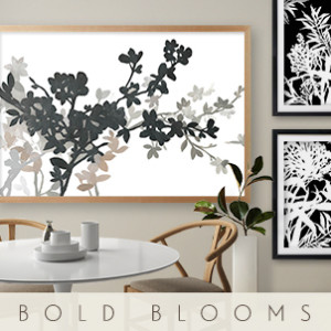 Bold Blooms