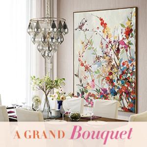 A Grand Bouquet