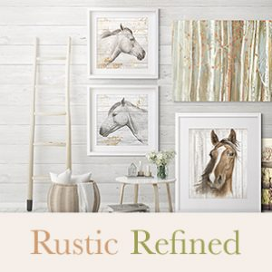 Rustic Refined
