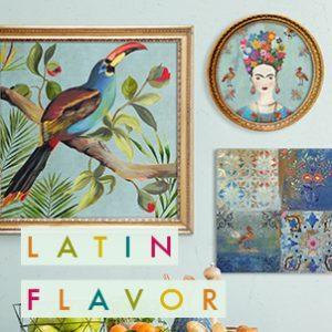 Latin Flavour