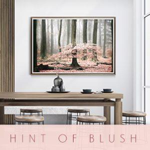 Hint of Blush