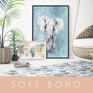 Soft Boho