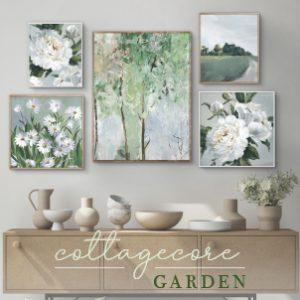 Cottagecore Garden