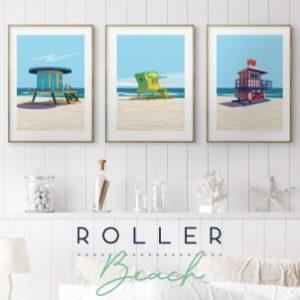 Roller Beach