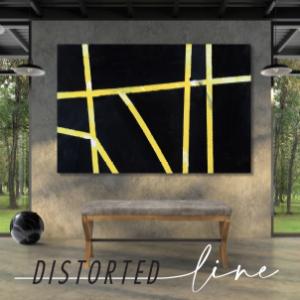 Distorted Line