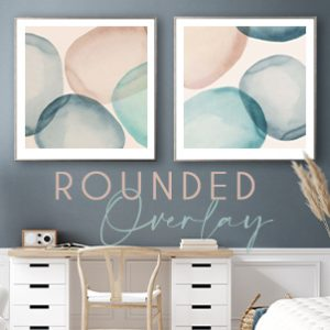 June 2021 - Rounded Overlay