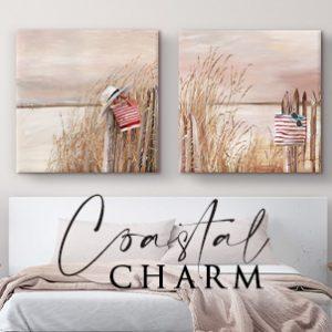 July 2021 - Coastal Charm