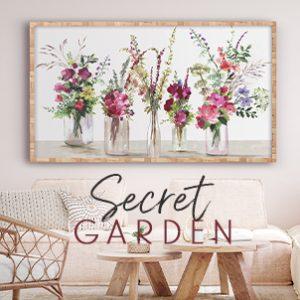 July 2021 - Secret Garden