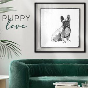 August 2021 - Puppy Love