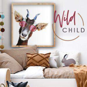 August 2021 - Wild Child