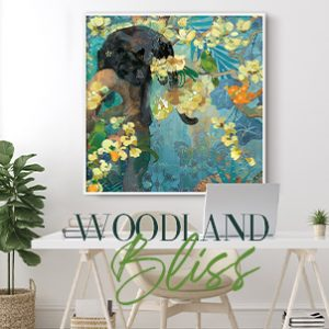 August 2021 - Woodland Bliss