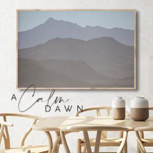 October 2021 - A Calm Dawn